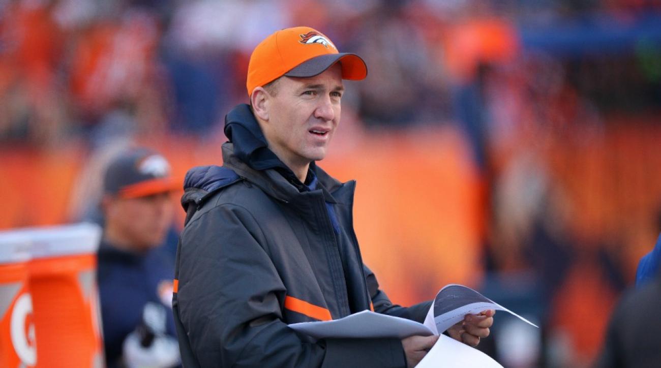 Denver Broncos' Peyton Manning denies HGH, PED allegations of Al Jazeera documentary