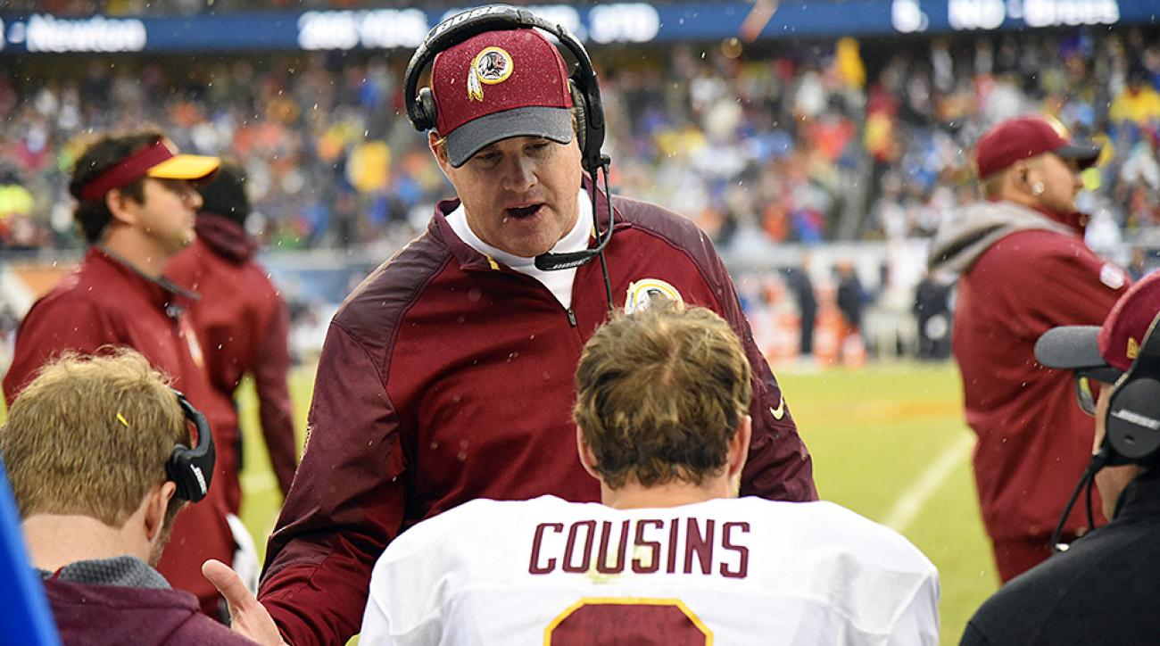 Week 17 fantasy advice: The Redskins may rest their starters