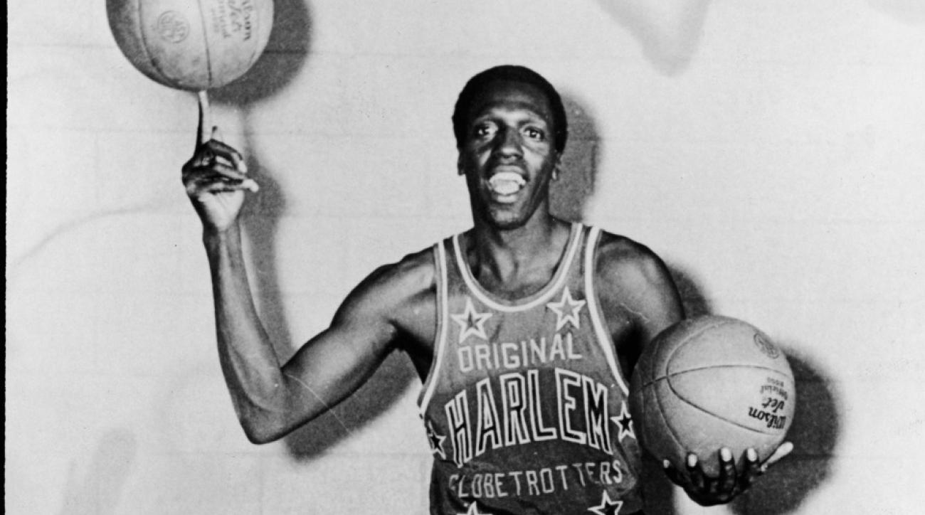 Harlem Globetrotters' Meadowlark Lemon highlights and clips