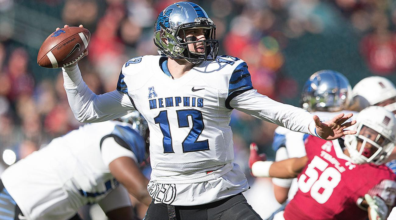 2016 NFL draft preview: Paxton Lynch, Jacoby Brissett among bowl game prospects