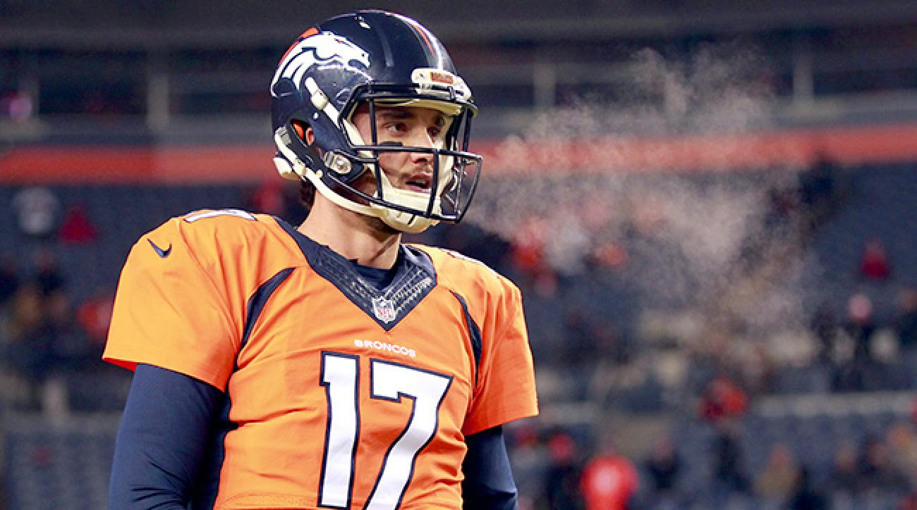 Brock Osweiler leads Broncos over Bengals