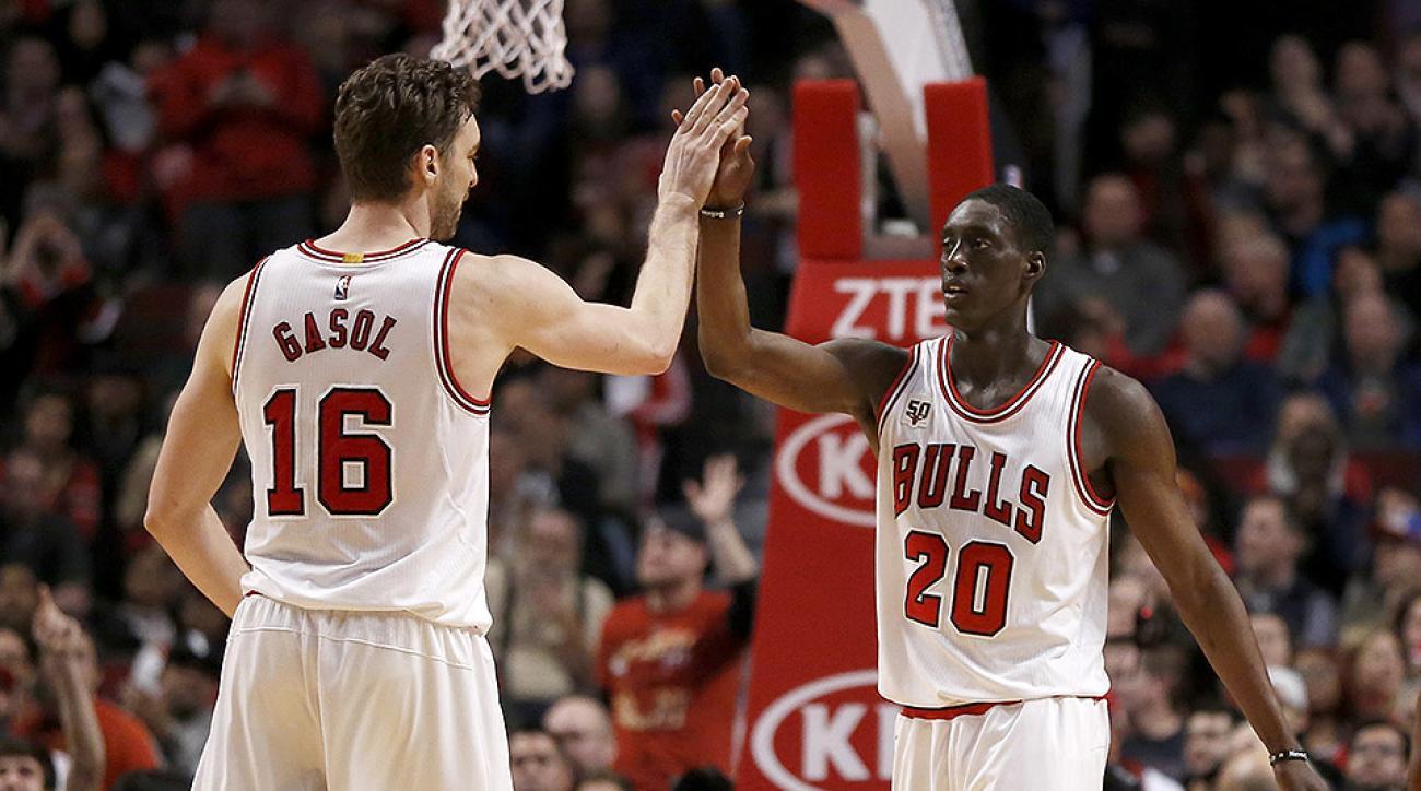 Chicago Bulls Pau Gasol