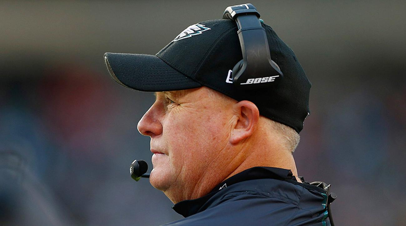 Chip Kelly's desire for control led to his unraveling as coach of the Philadelphia Eagles