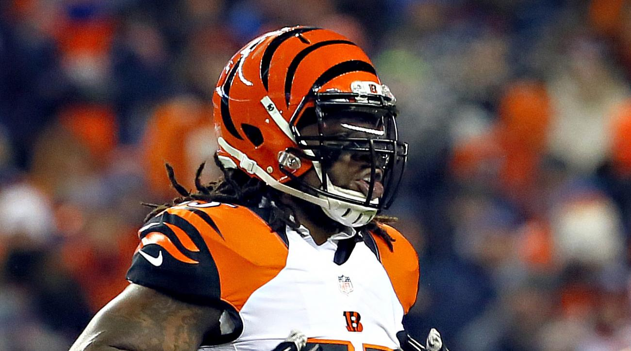 Vontaze Burfict says he was targeted by refs