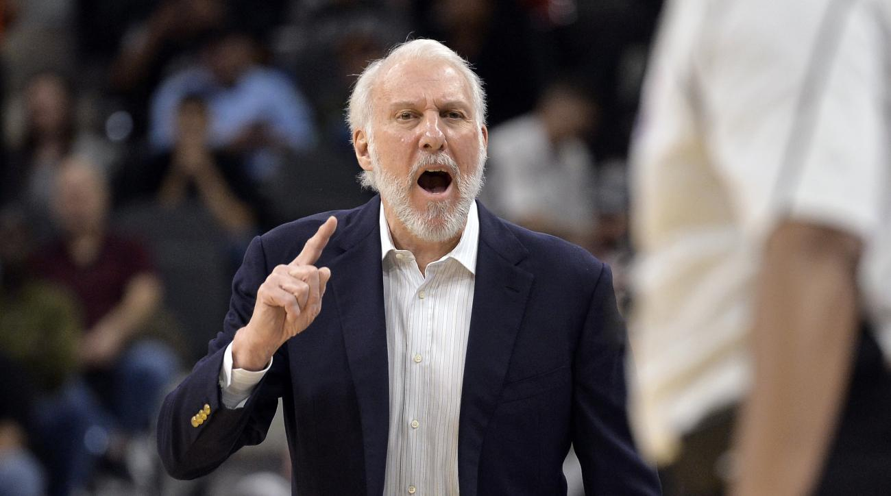 gregg popovich spurs ejection video