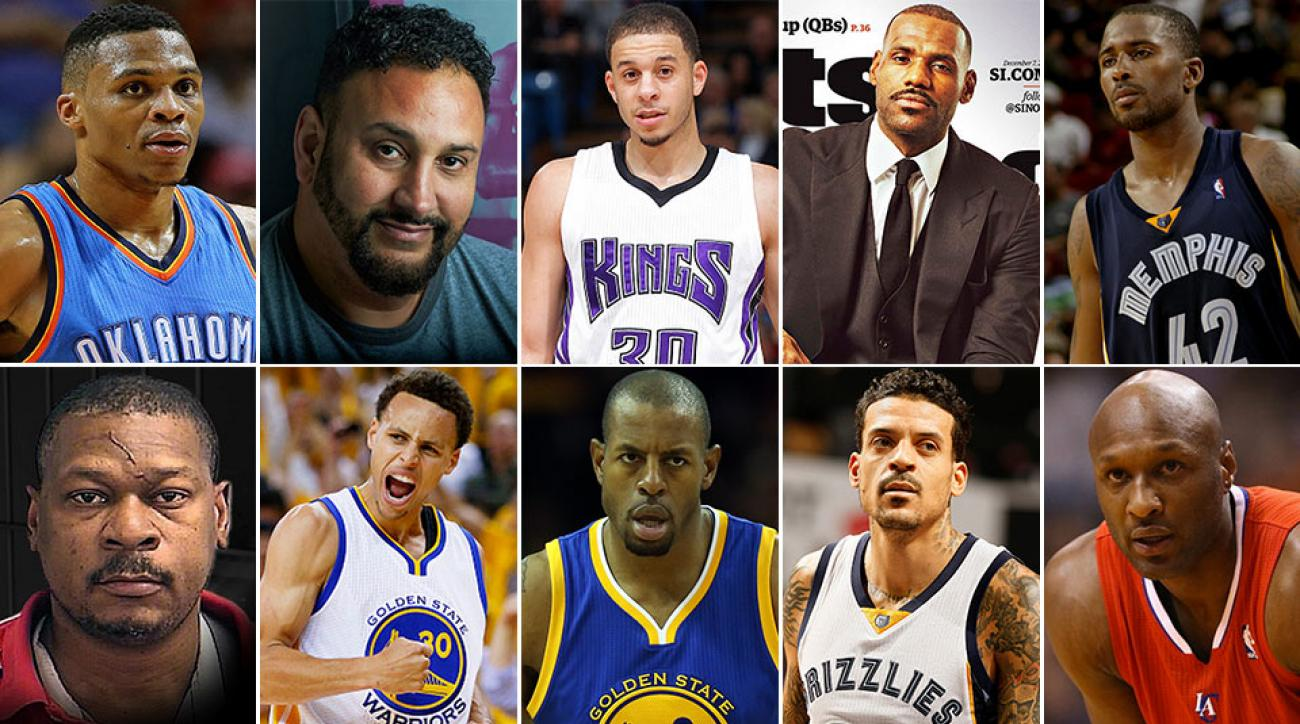 SI.com's Top 10 NBA stories of 2015