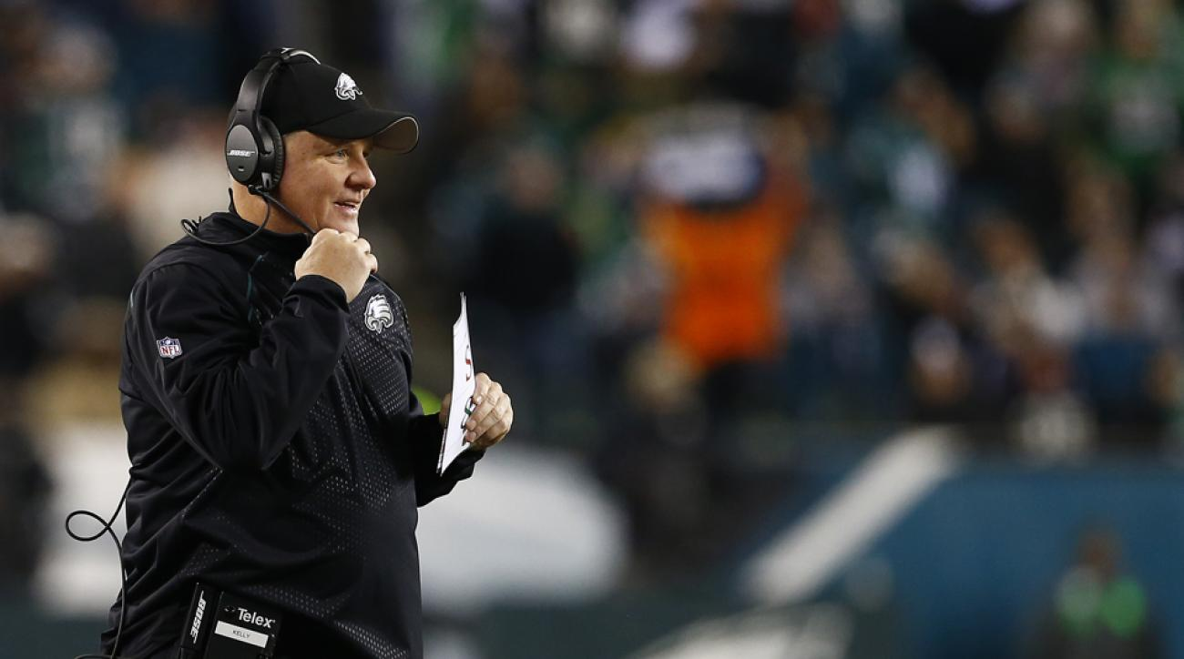 eagles fire chip kelly