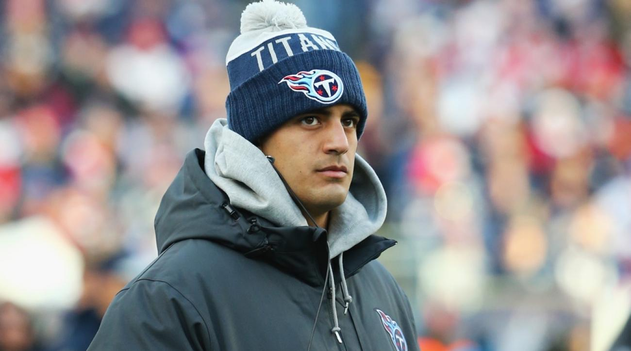 marcus mariota injury titans out vs colts