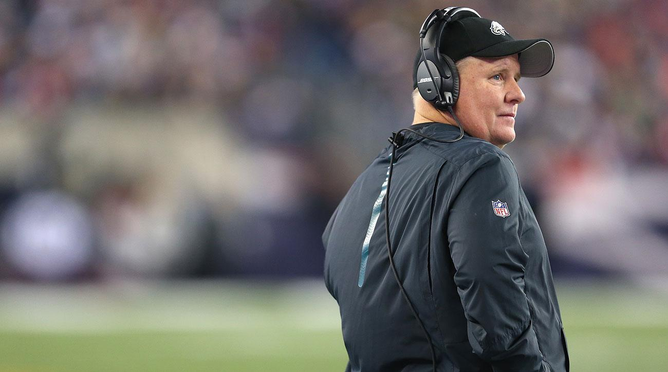 Chip Kelly was fired during his first losing season in three years as Eagles coach.