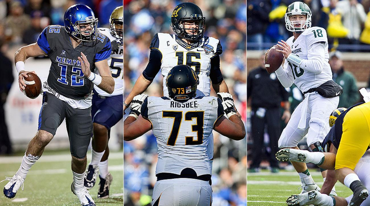 2016 NFL draft podcast: Quarterback prospect evaluations of Paxton Lynch, Jared Goff, Connor Cook