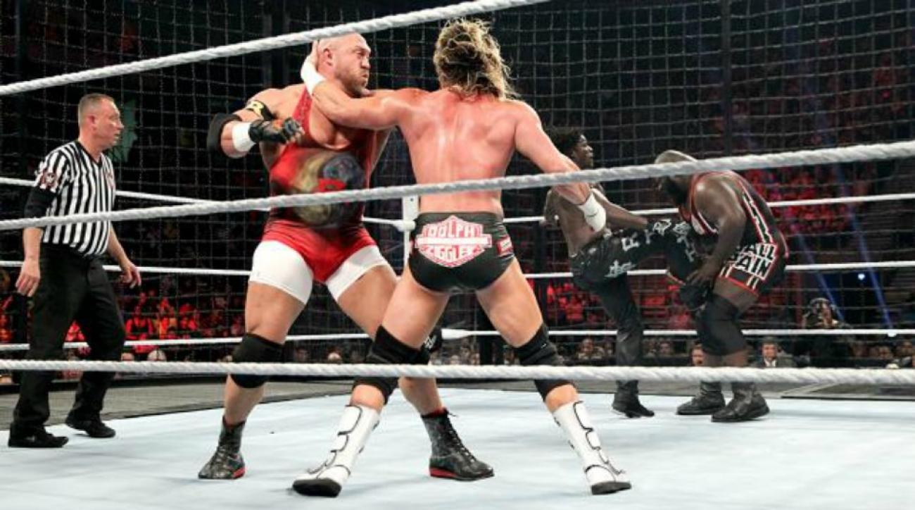 WWE's worst matches, feuds and storylines of 2015