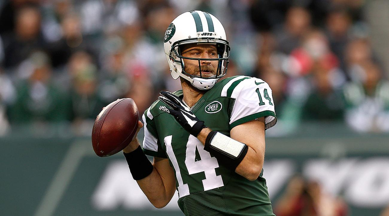 New York Jets Ryan Fitzpatrick