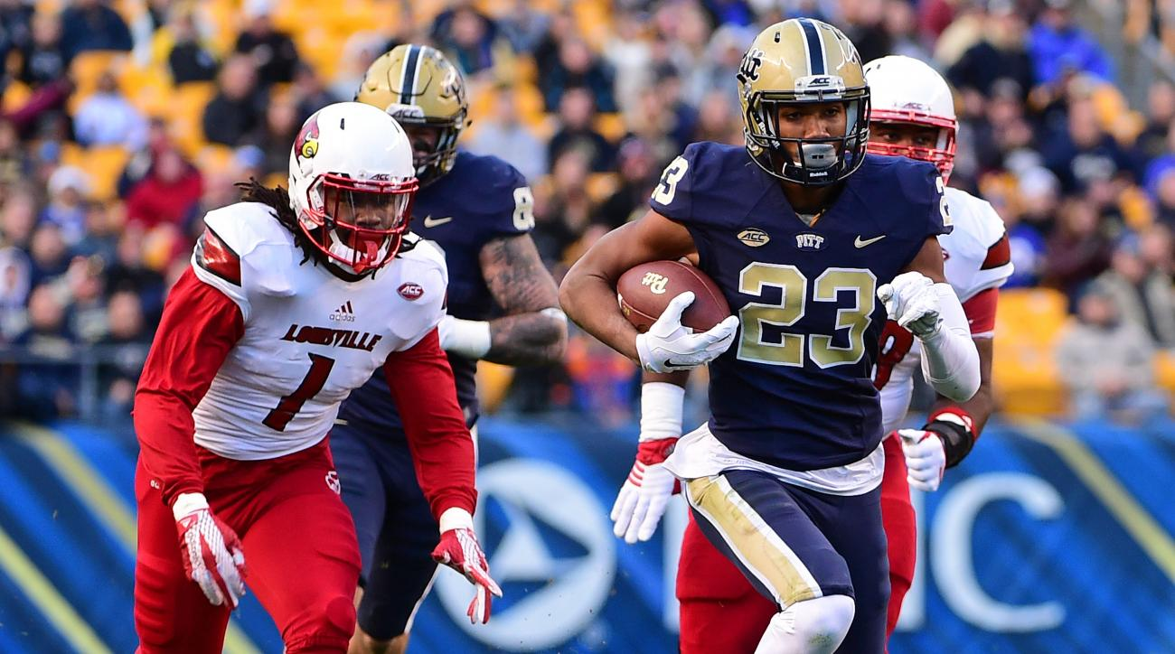 pittsburgh panthers tyler boyd nfl draft