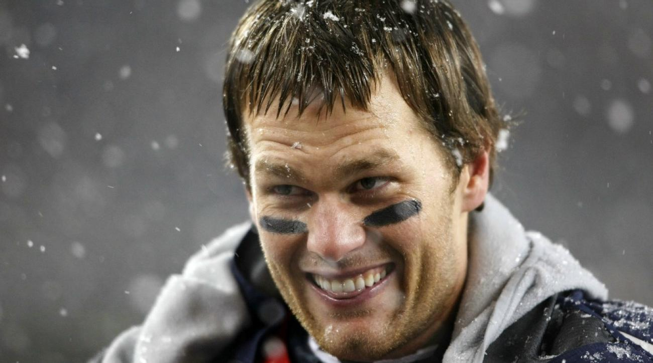Tom Brady posts NHL Winter Classic photoshop for Bruins to Facebook page