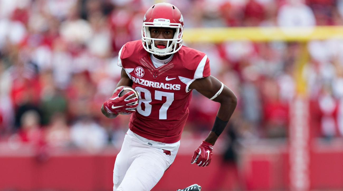 dominique reed arkansas injury liberty bowl update