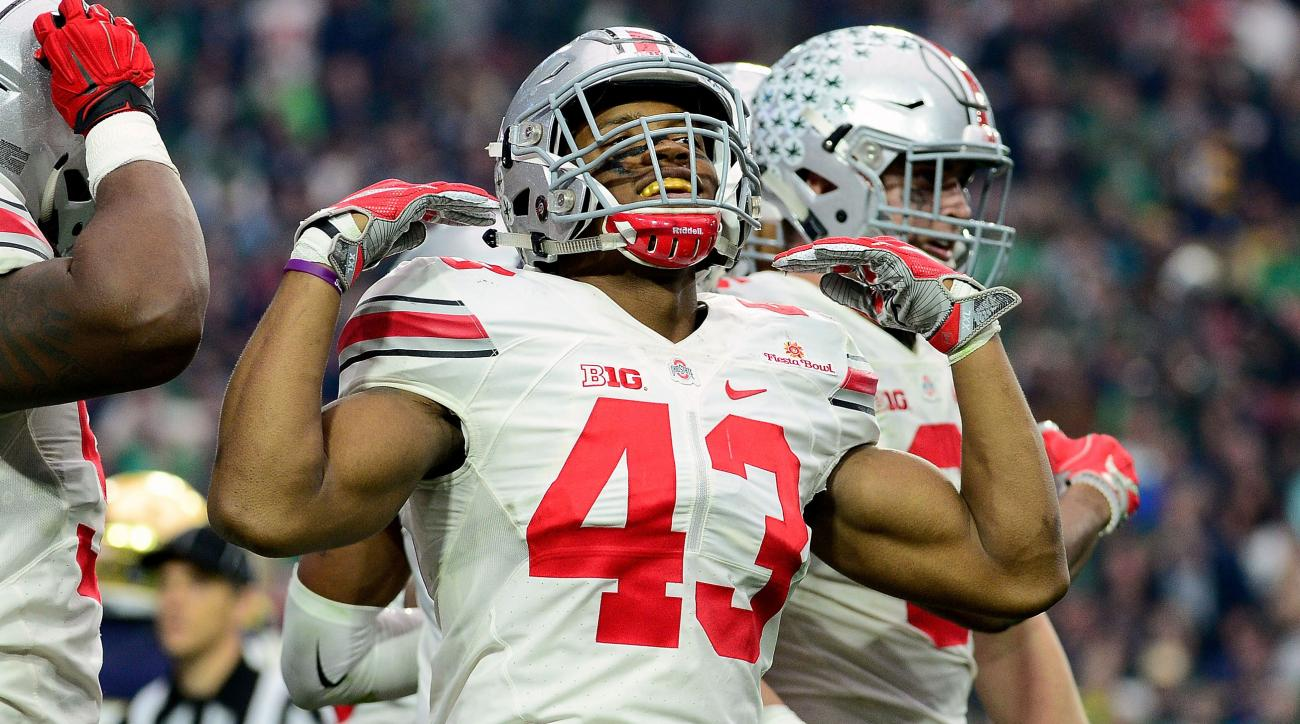 ohio state darron lee nfl draft