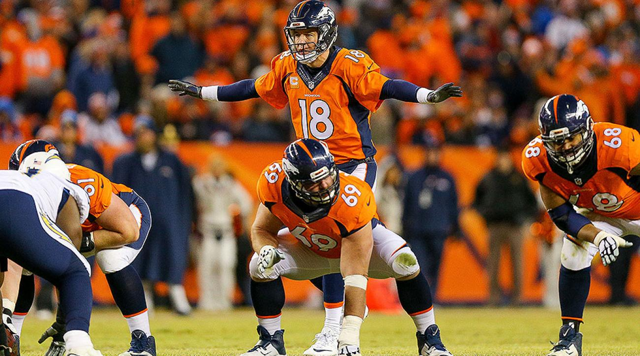 Peyton Manning, Brock Osweiler leave Broncos with QB controversy entering NFL playoffs
