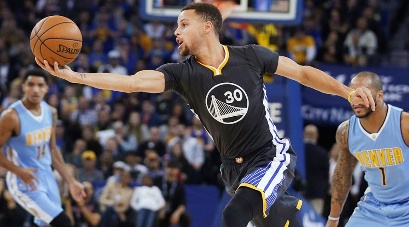 Golden State Warriors Stephen Curry shin injury