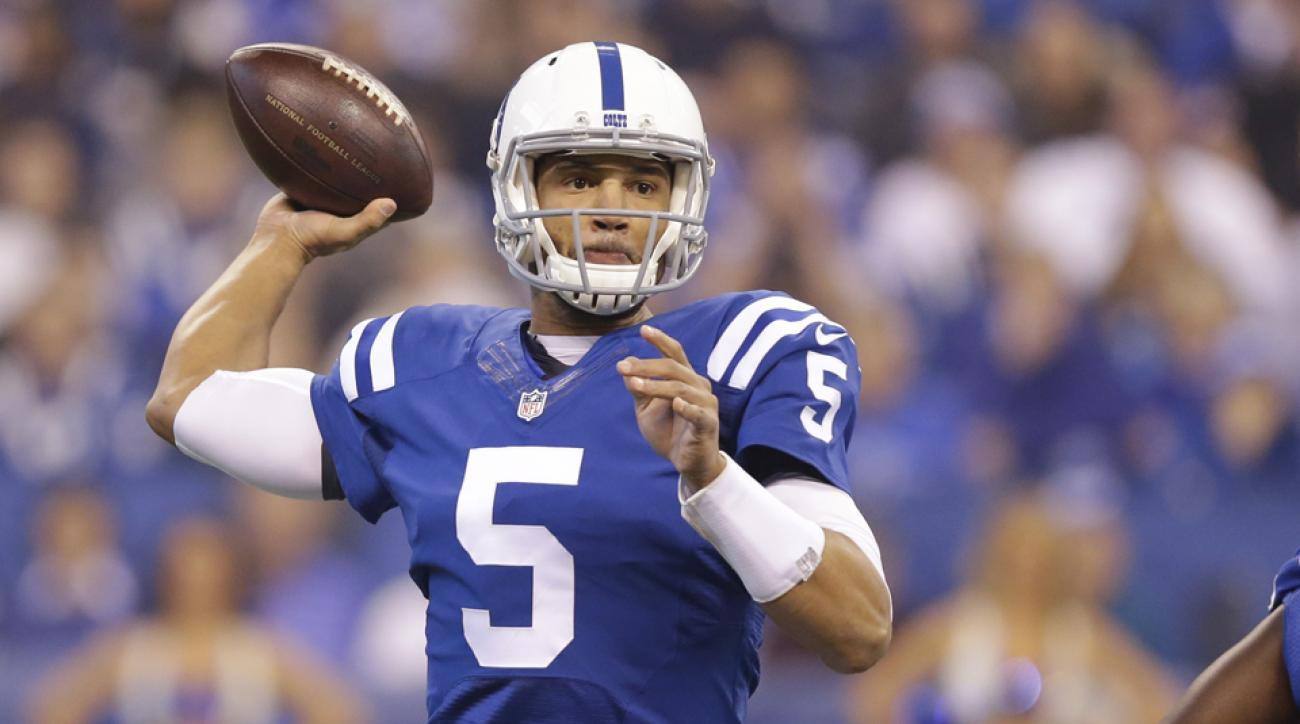 josh freeman colts touchdown video