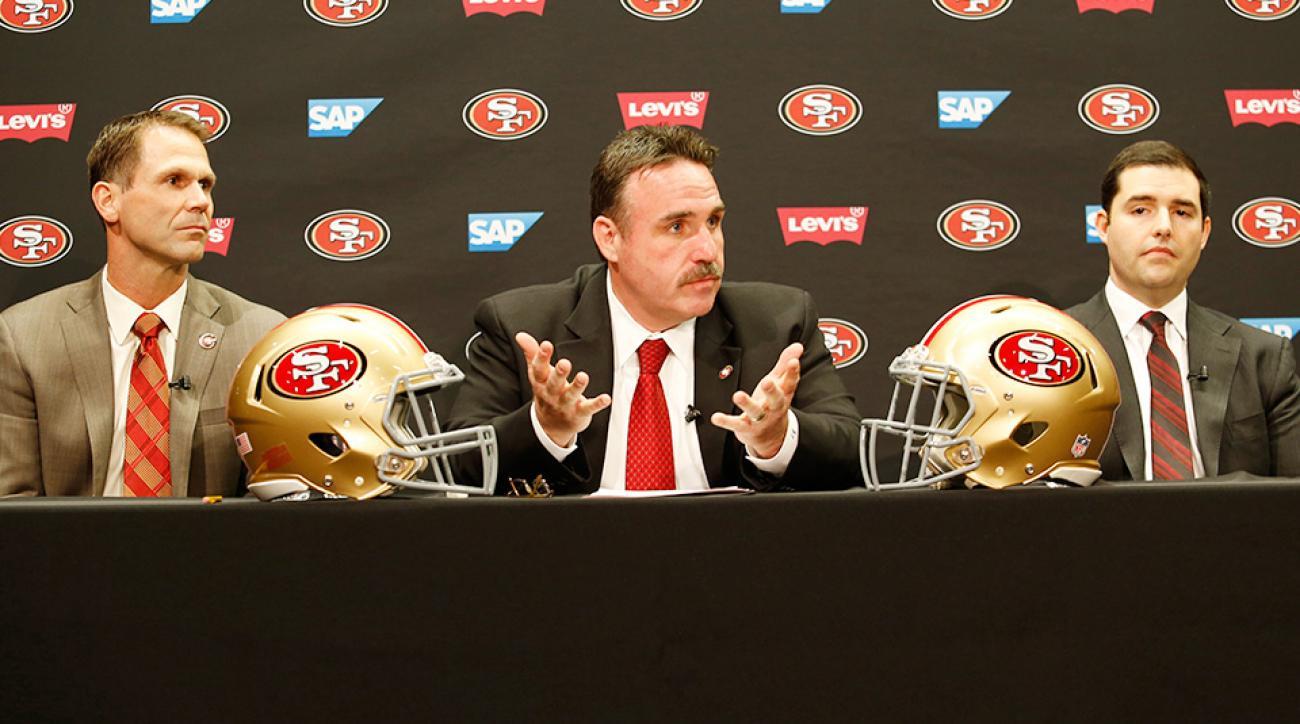 San Francisco 49ers Jed York Jim Tomsula