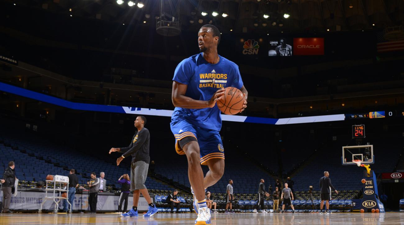 harrison barnes injury return warriors