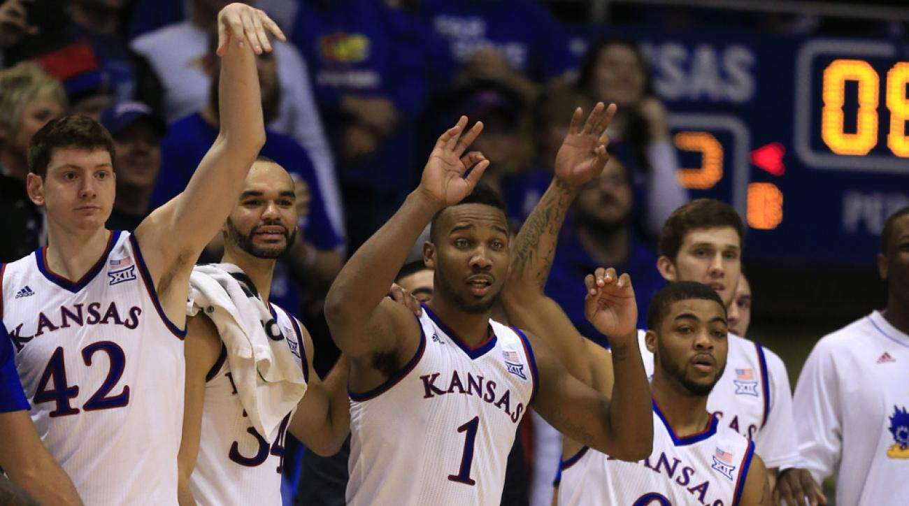 kansas ap top 25 basketball rankings