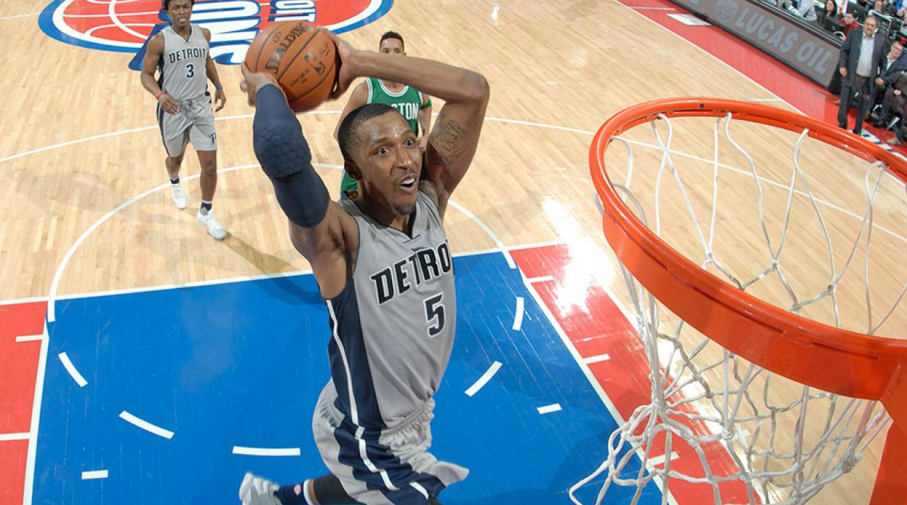 Pistons' Kentavious Caldwell-Pope