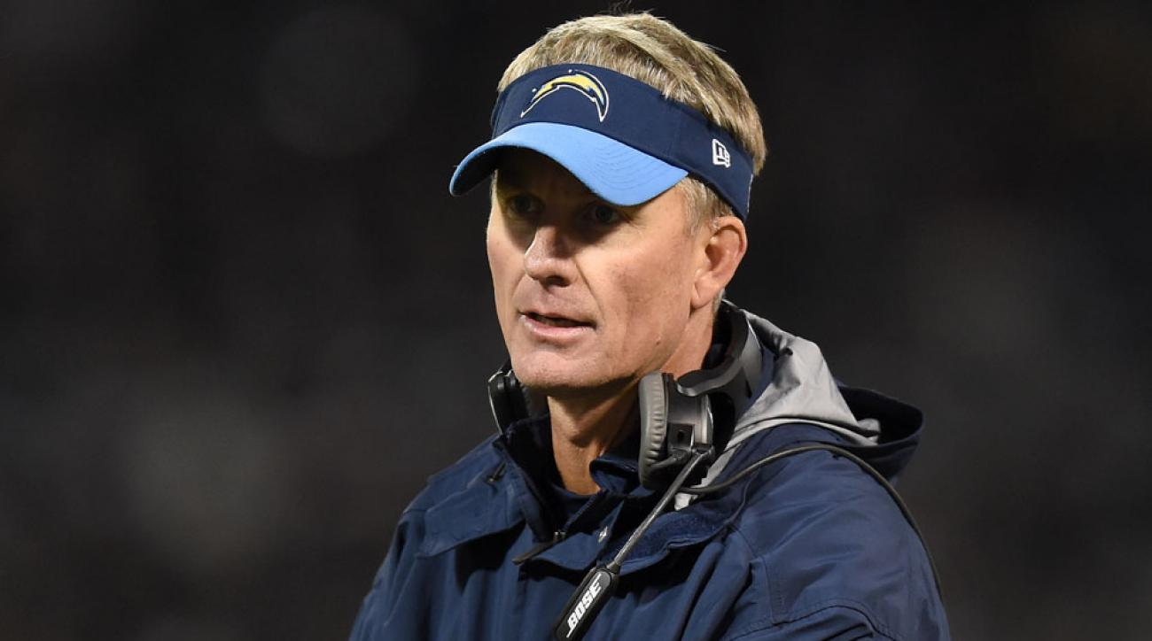 Mike Mccoy To Remain San Diego Chargers Head Coach In 2016