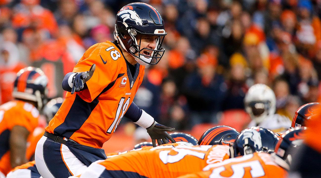 Peyton Manning came off the bench to spark Denver's win over San Diego.