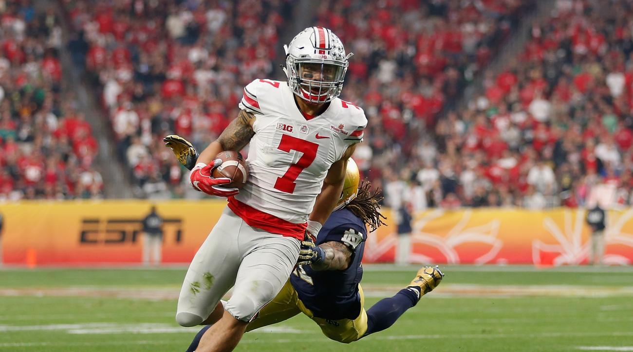 Jalin Marshall declares for NFL draft