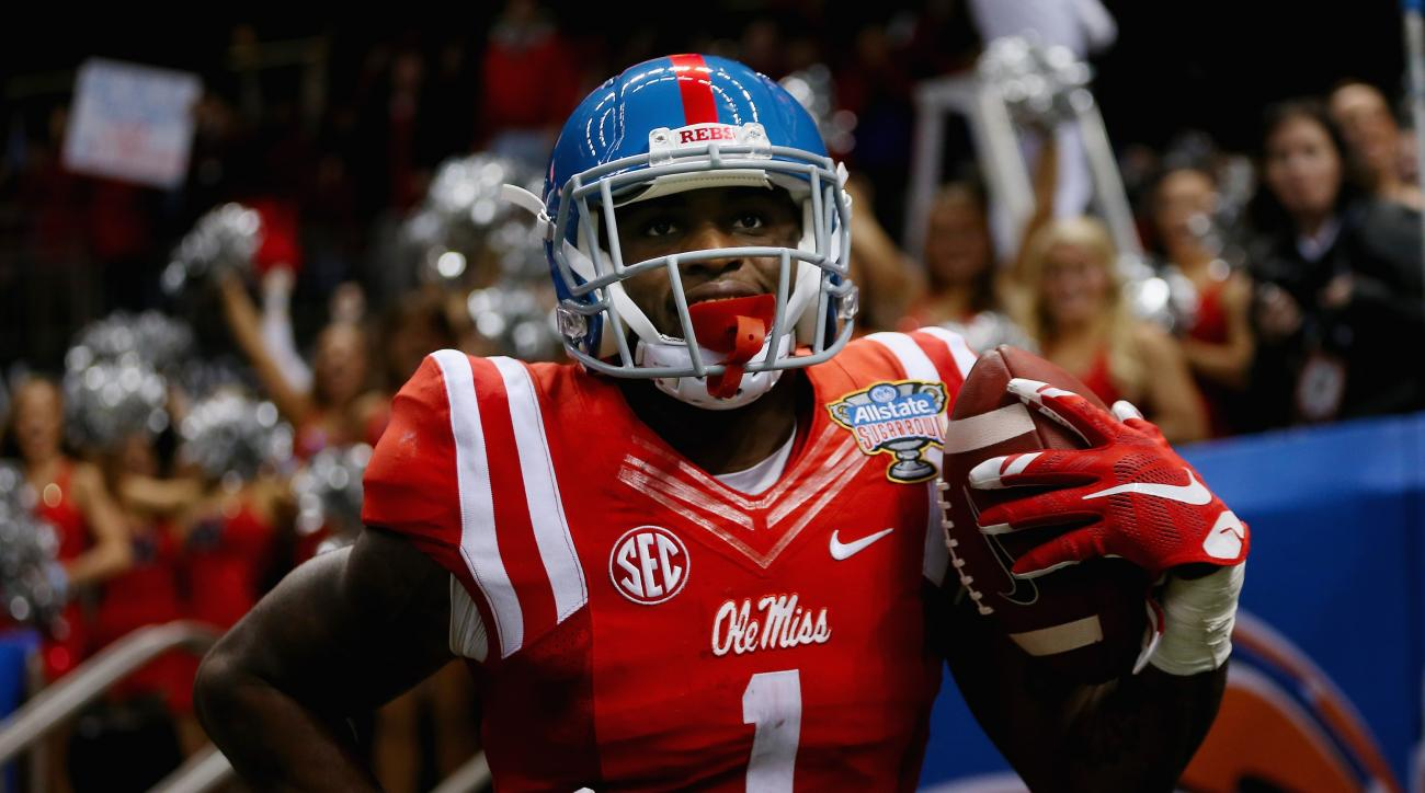 Laquon Treadwell declares for NFL draft
