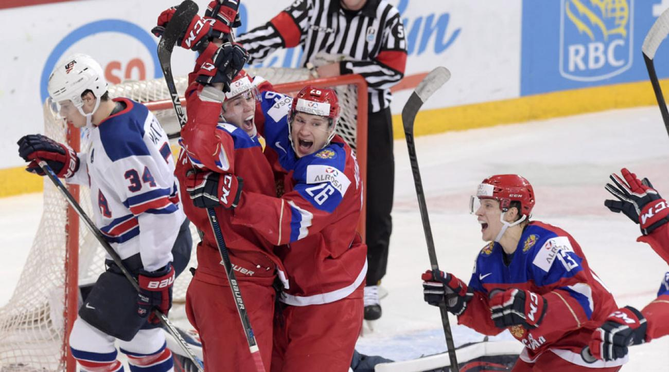 russia defeats united states world junior hockey gold medal match
