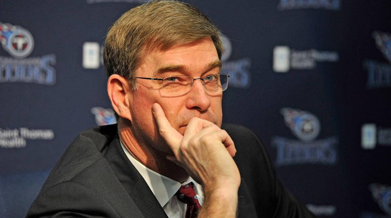 ruston webster fired tennessee titans front office moves