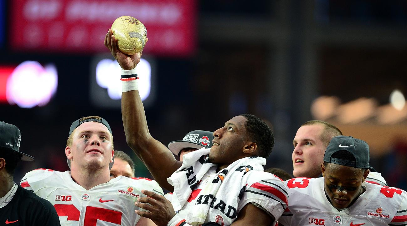 Ohio State WR Mike Thomas declares for draft