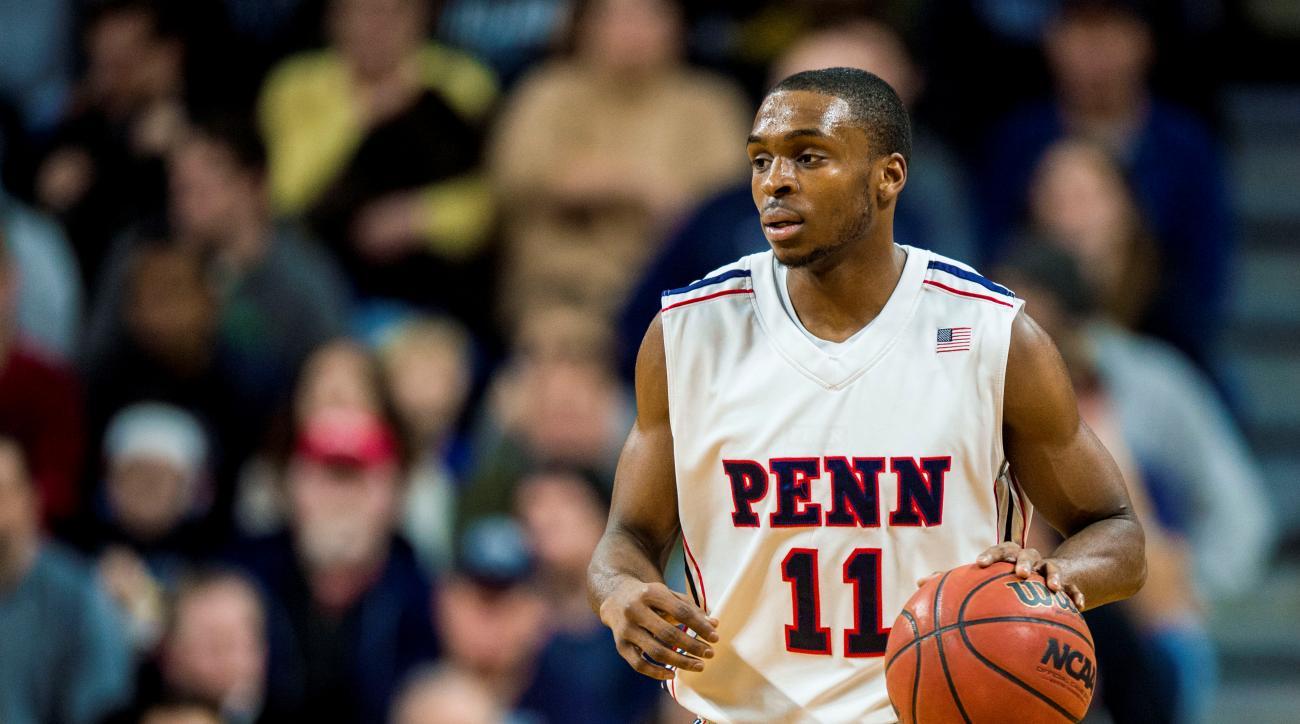 Former Penn guard Tony Hicks will transfer to Louisville