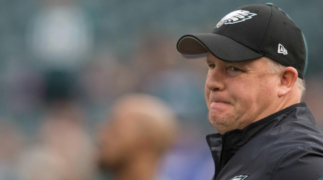 Philadelphia chef makes a goodbye sandwich for Chip Kelly