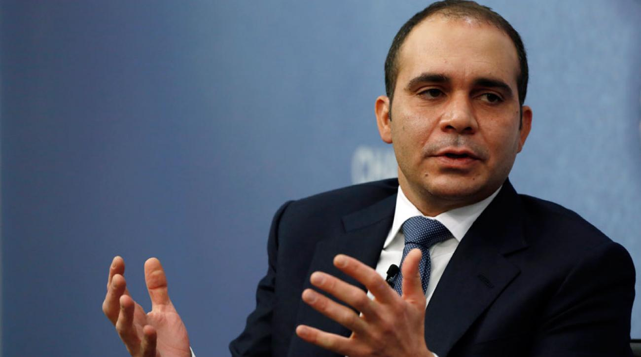 prince ali fifa presidential election candidate