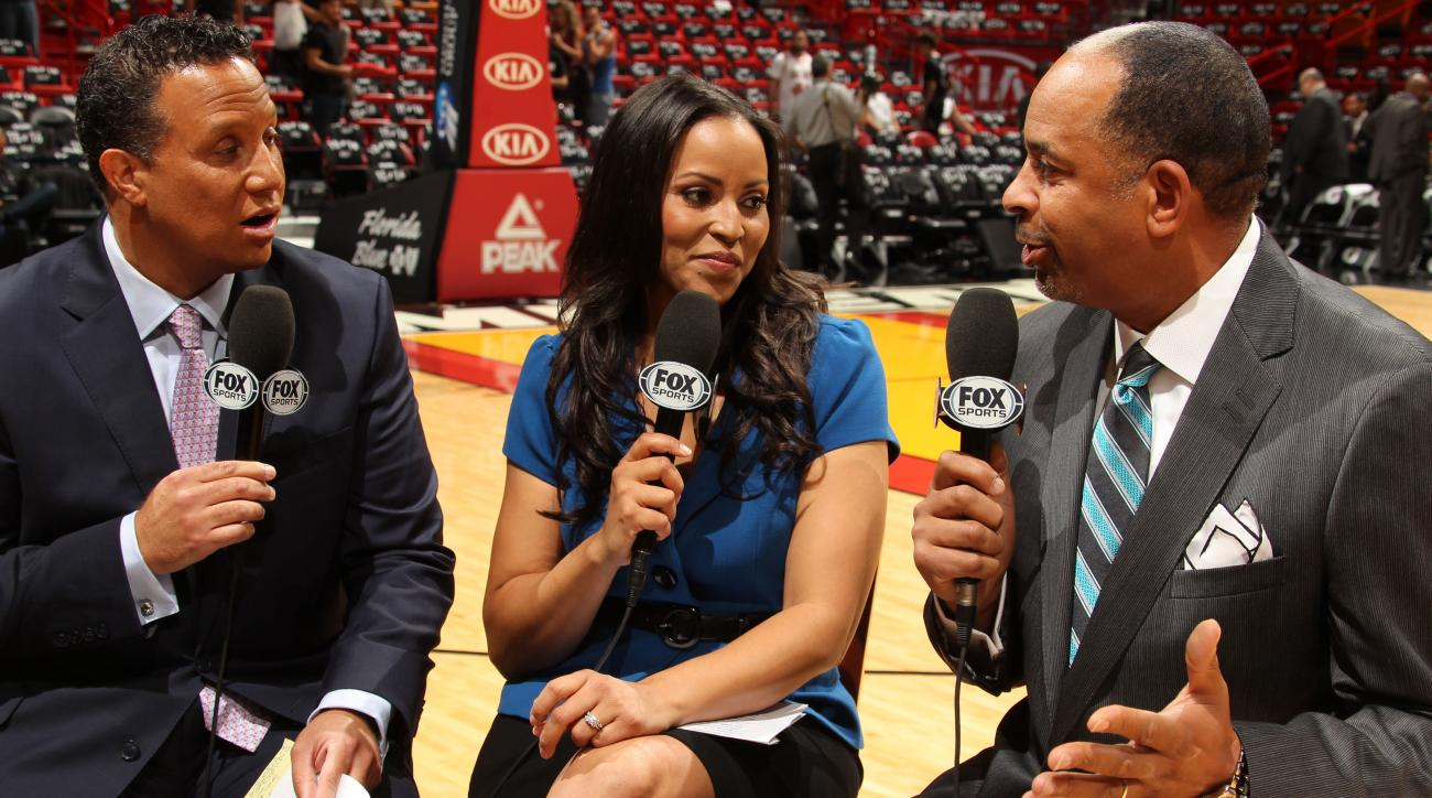 suns hornets broadcast female analysts first time