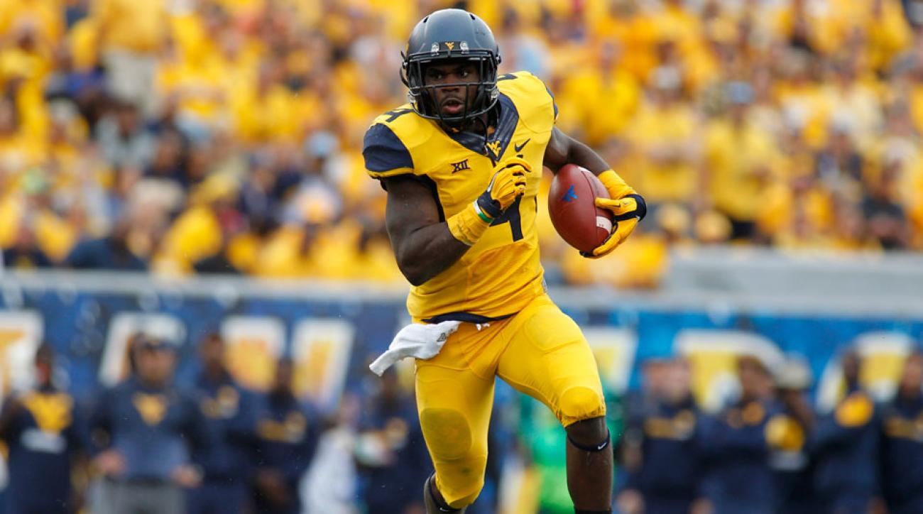 wendell smallwood west virginia mountaineers declares nfl draft