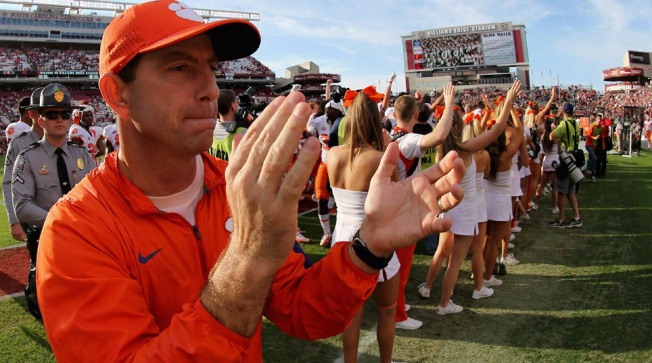 clemson ncaa waiver national championship vs alabama practice hours