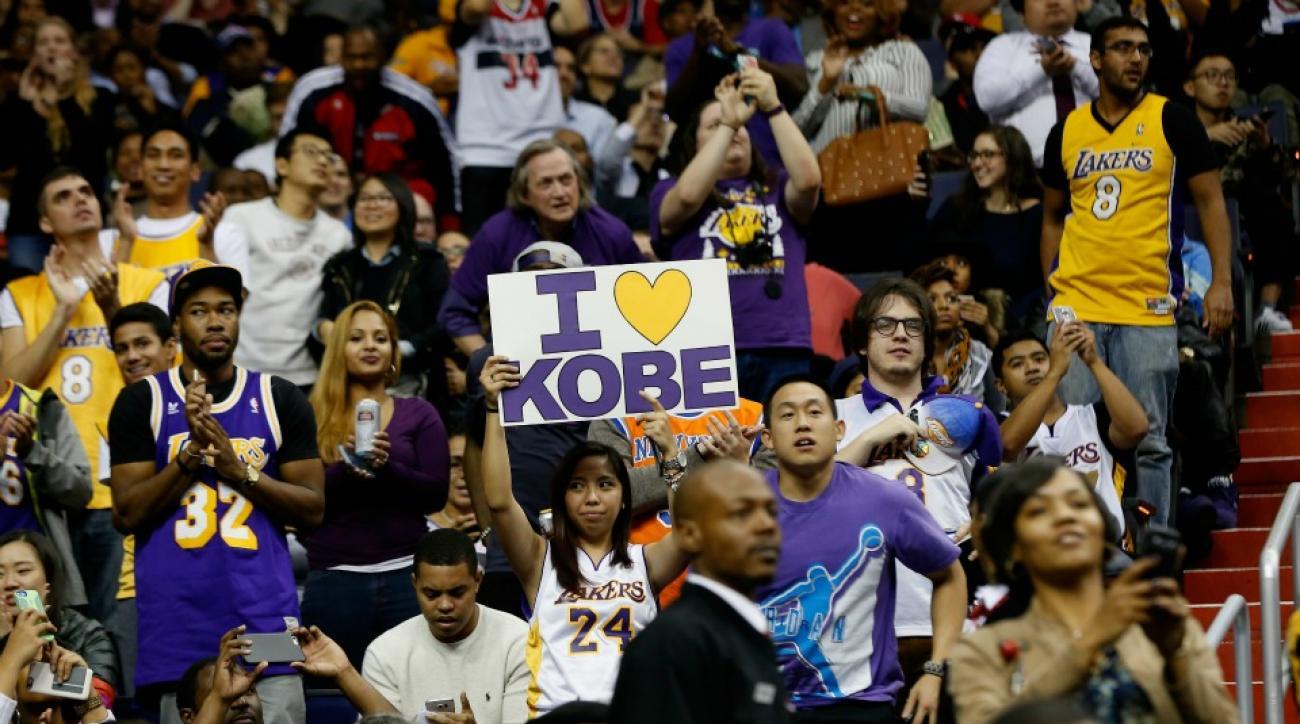 Kobe Bryant final Lakers game tickets revoked by StubHub | SI com