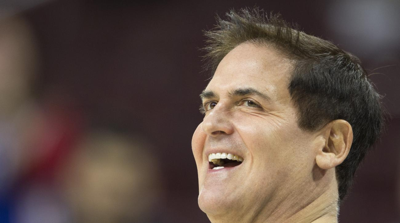 Mark Cuban invests in DFS company