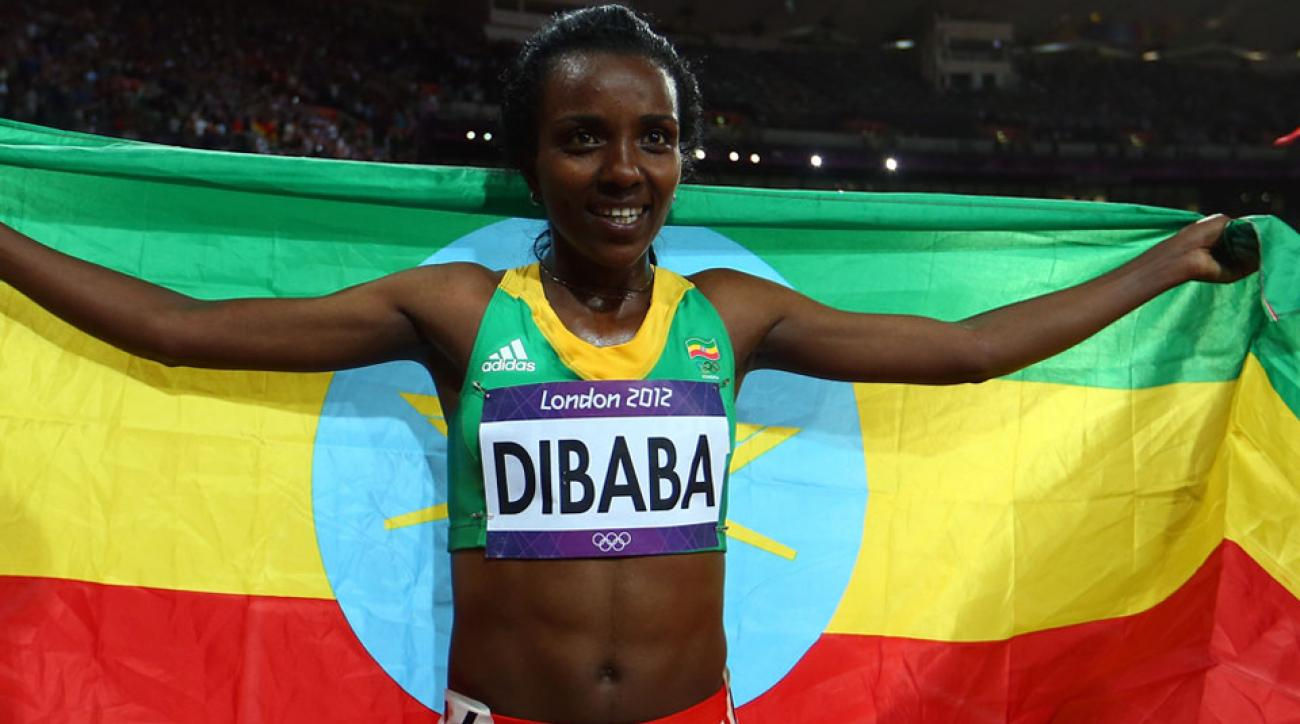 tirunesh dibaba 2016 olympics rio update comeback training gold medal