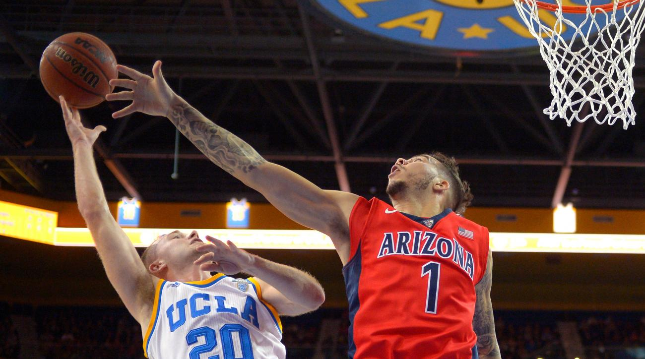 ucla arizona bryce alford game winner