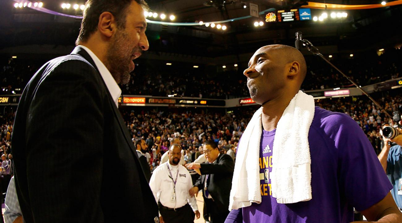 Los Angeles Lakers Sacramento Kings Kobe Bryant