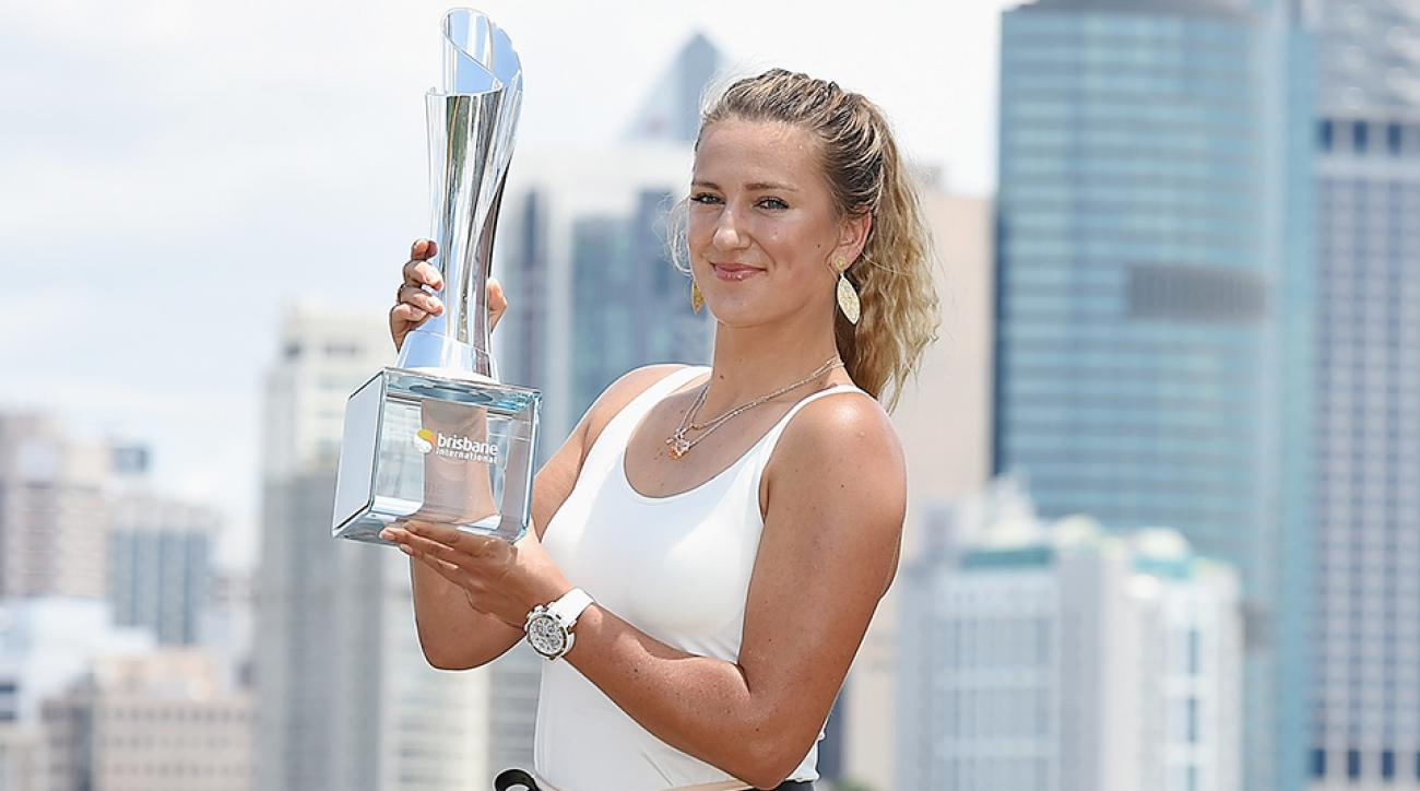 Brisbane International Australian Open Victoria Azarenka title