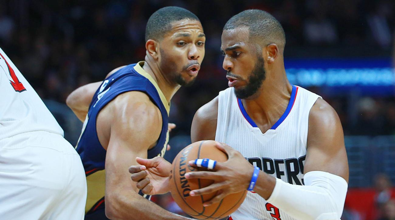 Los Angeles Clippers New Orleans Pelicans Chris Paul