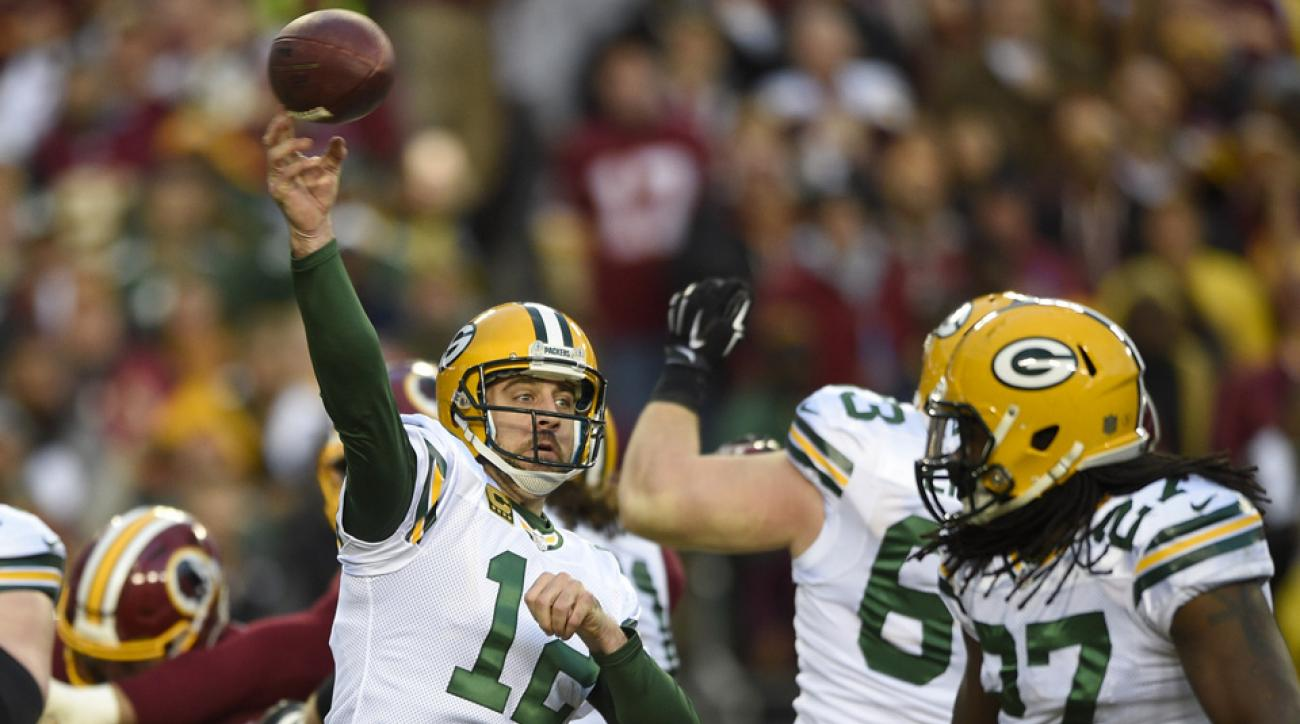 packers redskins aaron rodgers randall cobb touchdown video