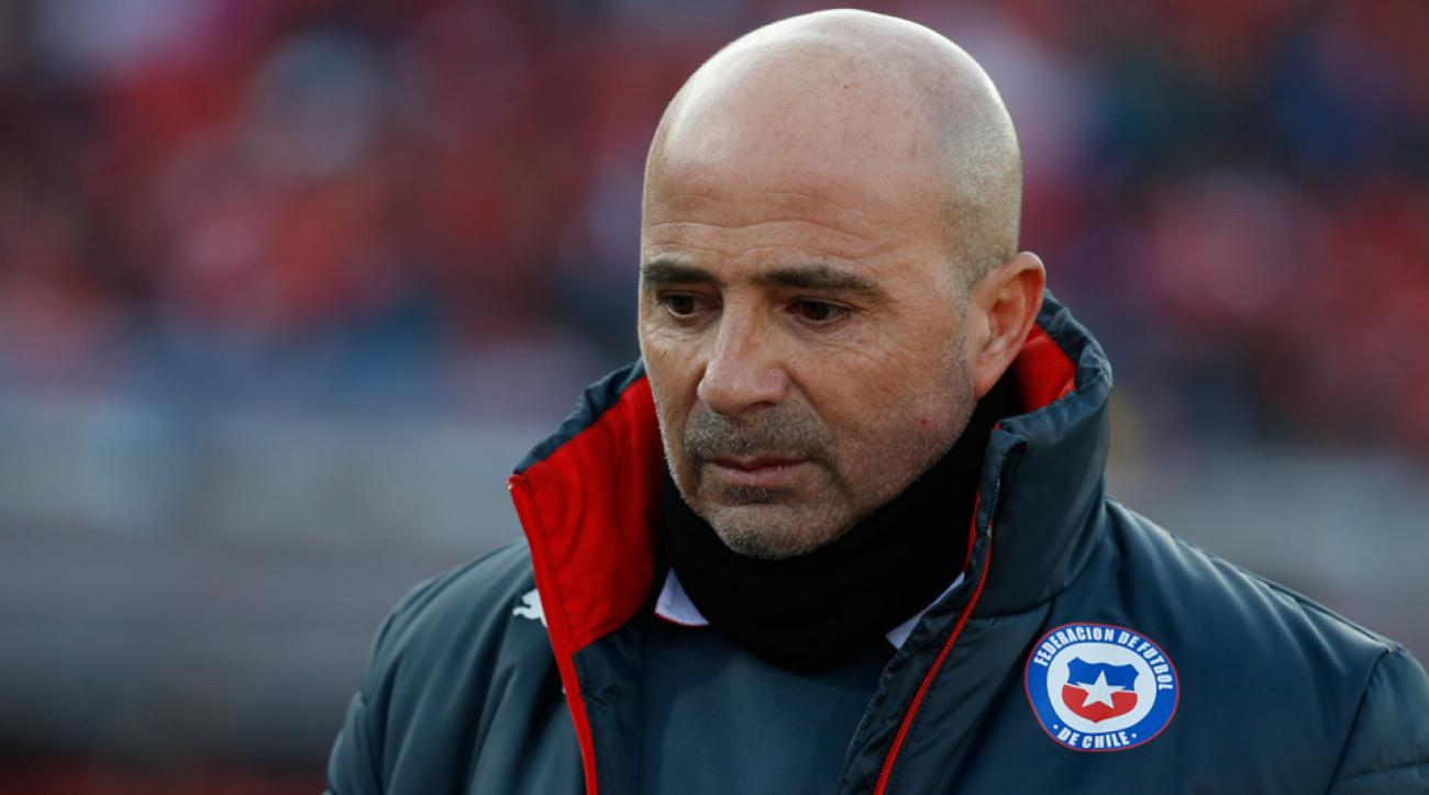 Jorge Sampaoli, Chile