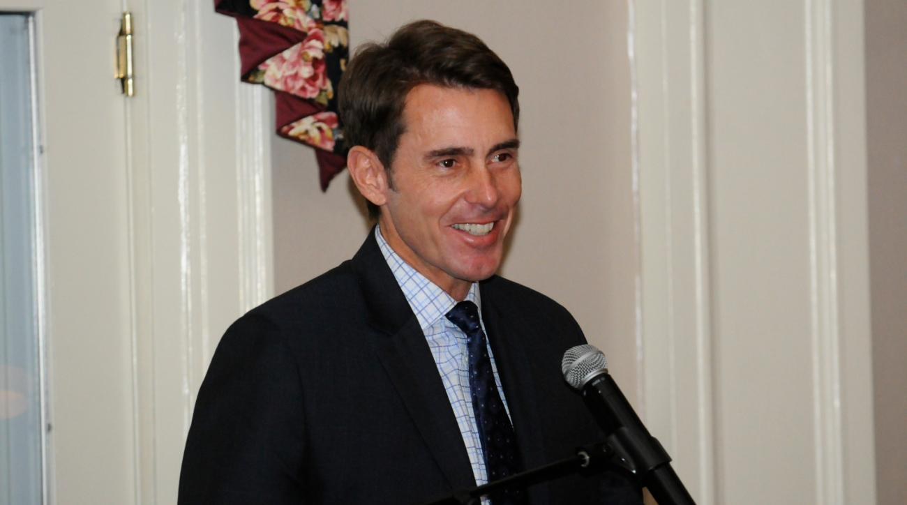 Tom Verducci named Sportswriter of the Year